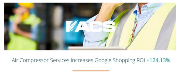 Google Shopping Case Study