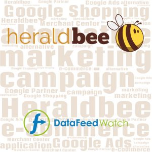 DataFeedWatch alternative Heraldbee