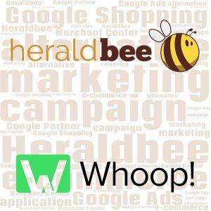 whoop! alternative heraldbee