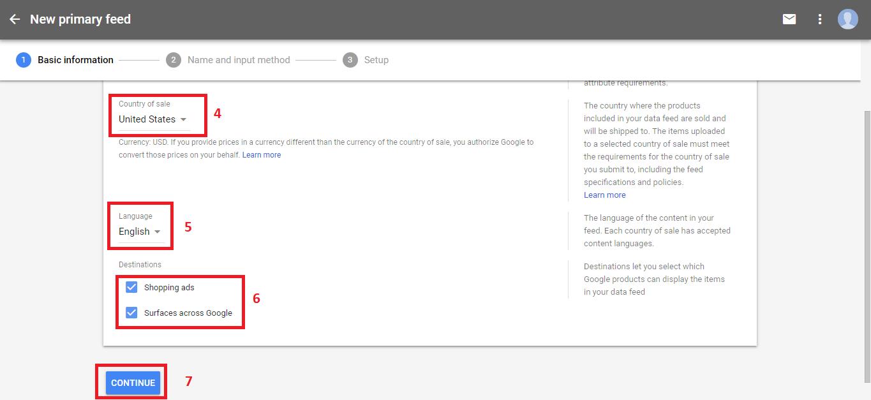 CURRENCY CONVERTER API GOOGLE - Google Shopping API