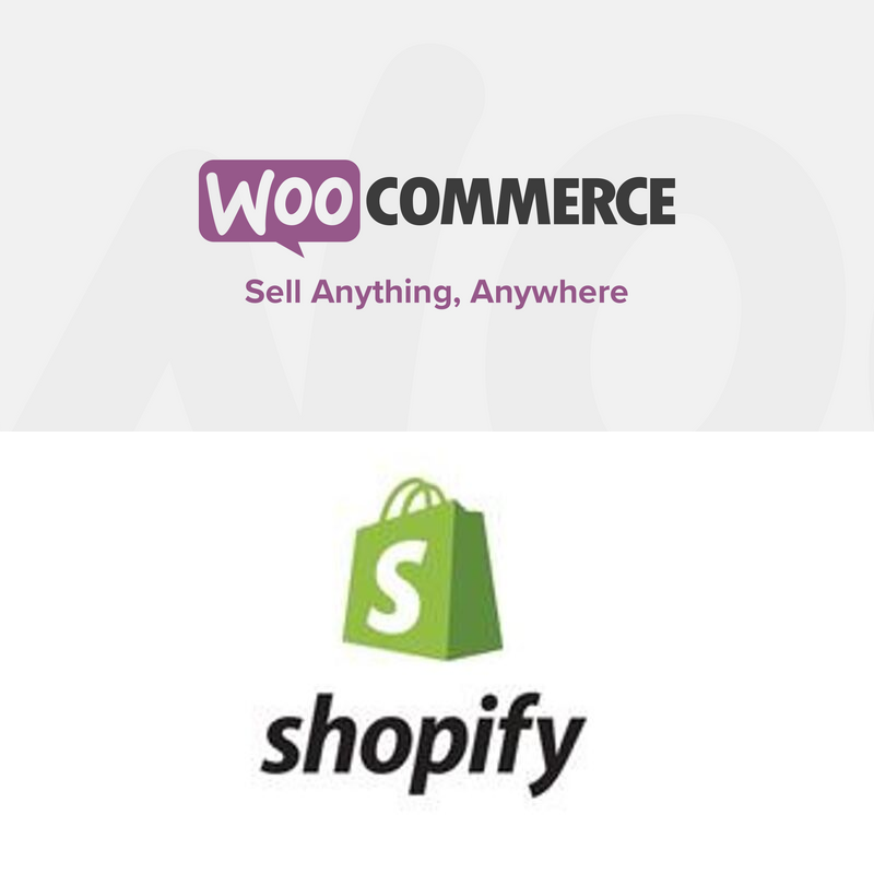 Shopify or WooCommerce - which one to choose?
