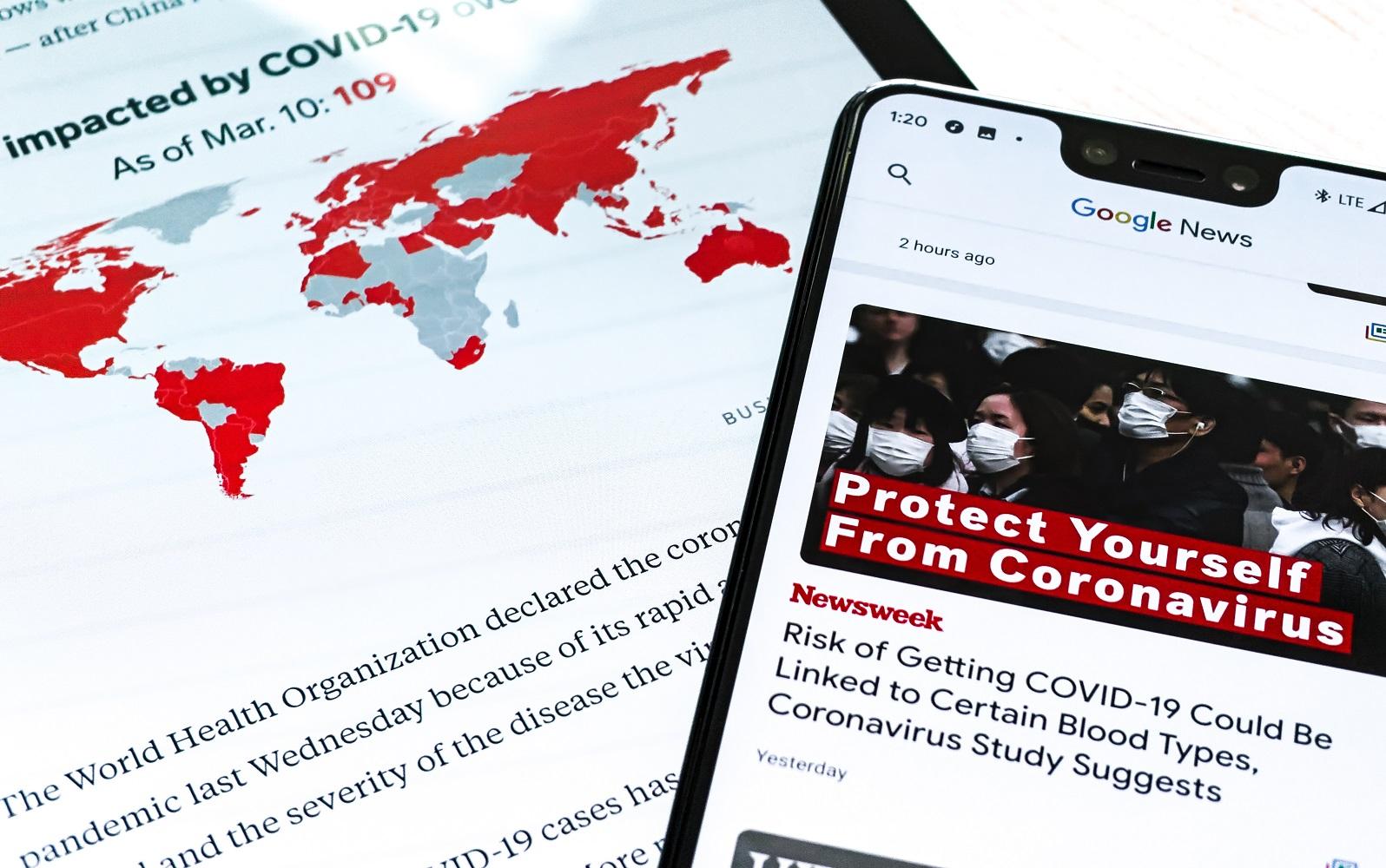Coronavirus crisis - help for startups
